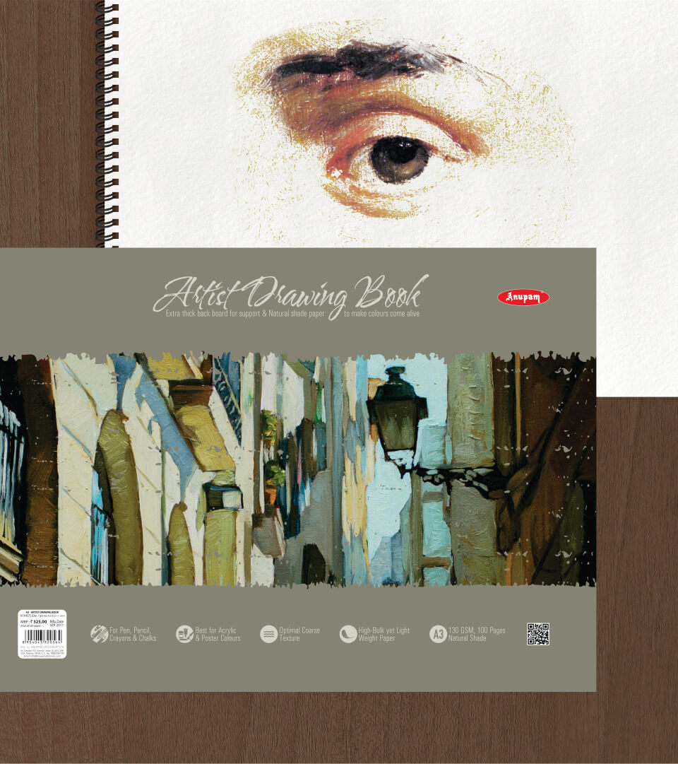 Artist drawingbook